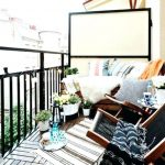 Modern Apartment Balcony Decorating Ideas On A Budget