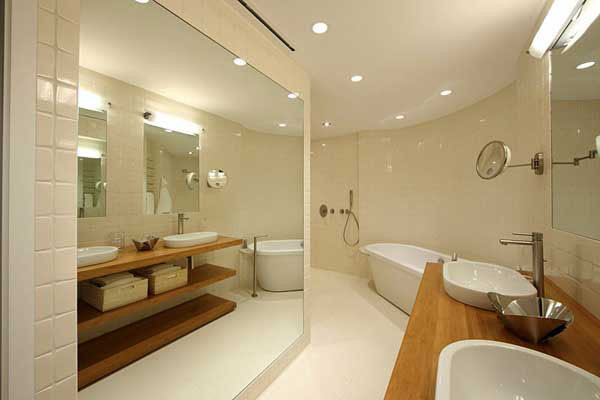 30 Modern Bathroom Design Ideas For Your Private Heaven | Freshome.com
