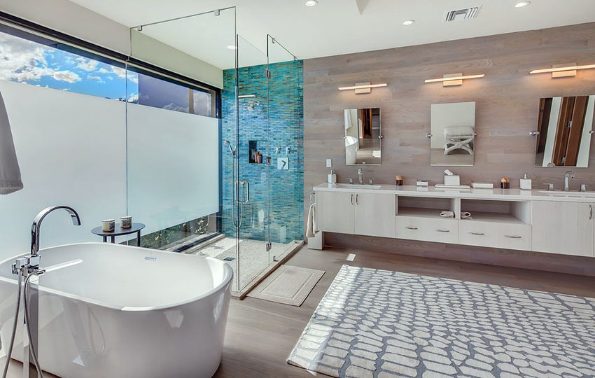 40 Modern Bathroom Design Ideas (Pictures) - Designing Idea