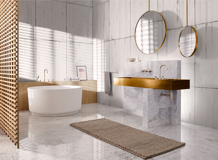 Bathroom Trends 2019 / 2020 u2013 Designs, Colors and Tile Ideas