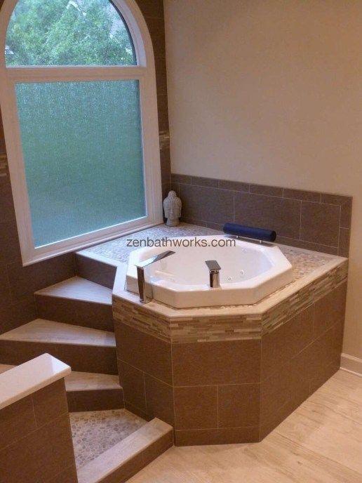 47 Cozy Modern Bathtub Dream Design Ideas | Teacherlicious | Modern