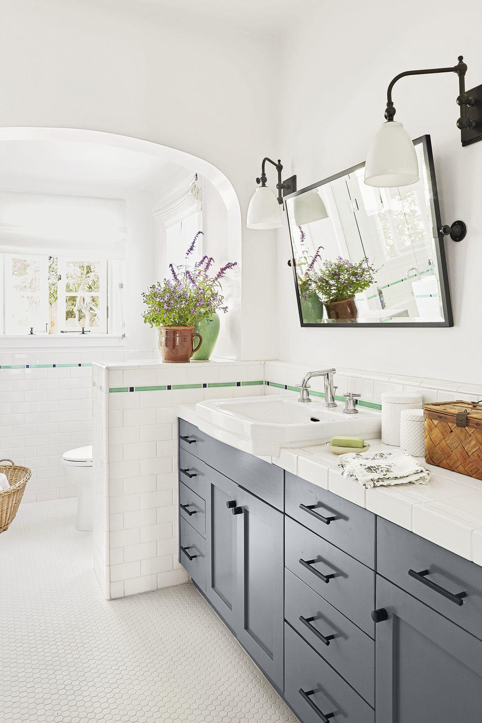 100 Best Bathroom Decorating Ideas - Decor & Design Inspirations for