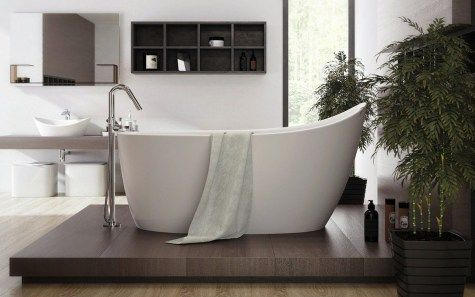 Modern Bathtub Dream Design Ideas