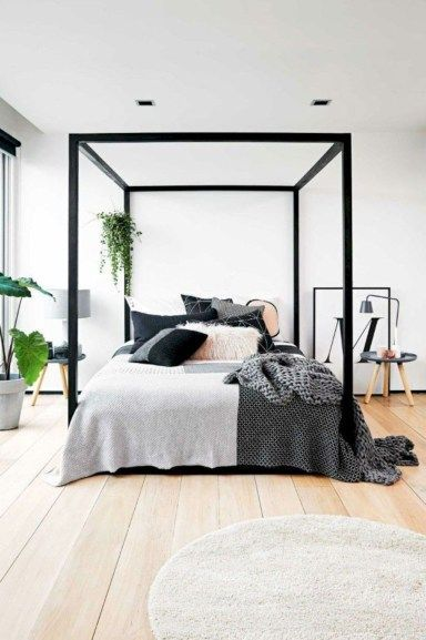 40 Adorable Modern Bedroom Designs Cheer Teenager #Dreambedroom