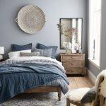 Modern Blue Master Bedroom Ideas