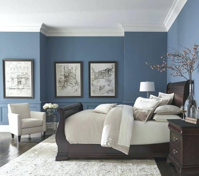 Blue Master Bedroom Ideas Modern Home Decorating - ball2020.co