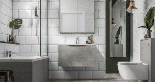44 Modern Elegant Tile Ideas for Your Home   Tile   Tiles, Bathtub