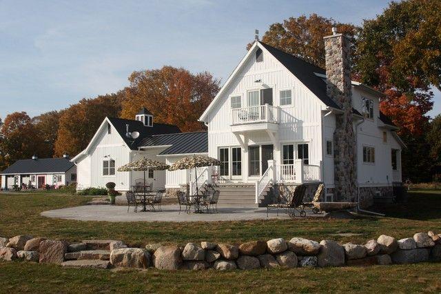 Sears Siding Exterior Farmhouse with Balcony Cottage Craftsman