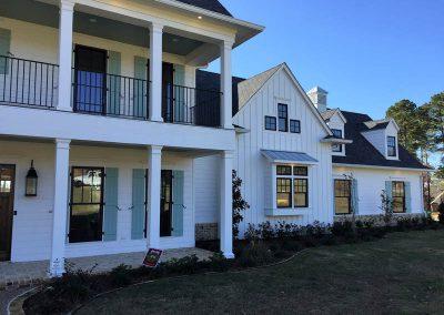 Modern Farmhouse with Colorful Whimsy - pollard hodgson
