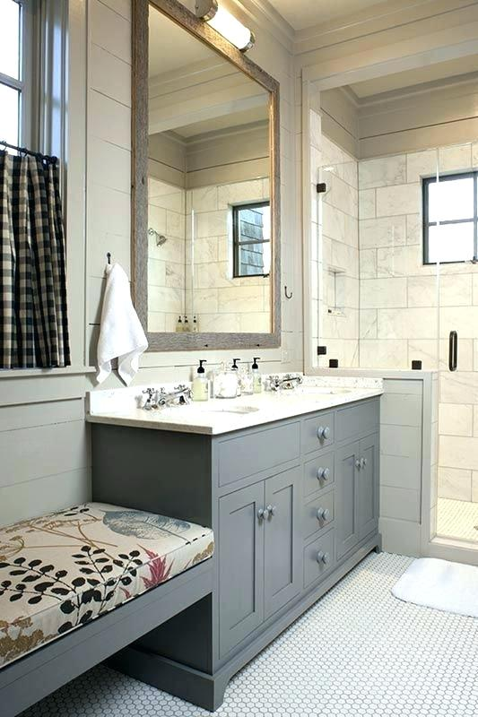 Farmhouse Bathroom Ideas Adorable Small Farmhouse Bathroom Decor