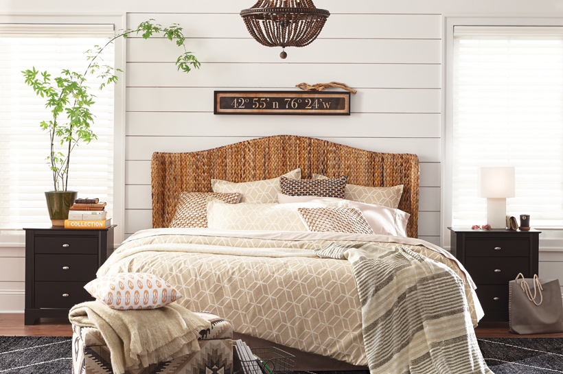 Modern Farmhouse Bedroom u2013 Shop by Room u2013 The Home Depot