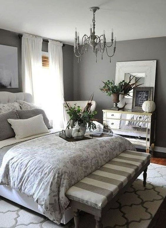 Surprising Modern Farmhouse Bedroom Part - 14: Adorable Modern