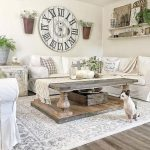 Modern Farmhouse Living Room Decor Ideas