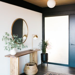 75 Most Popular Midcentury Modern Foyer Design Ideas for 2019