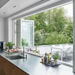 Modern Kitchen Balcony Ideas
