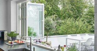 43 Modern Kitchen Balcony Ideas   Kitchen   Home decor kitchen