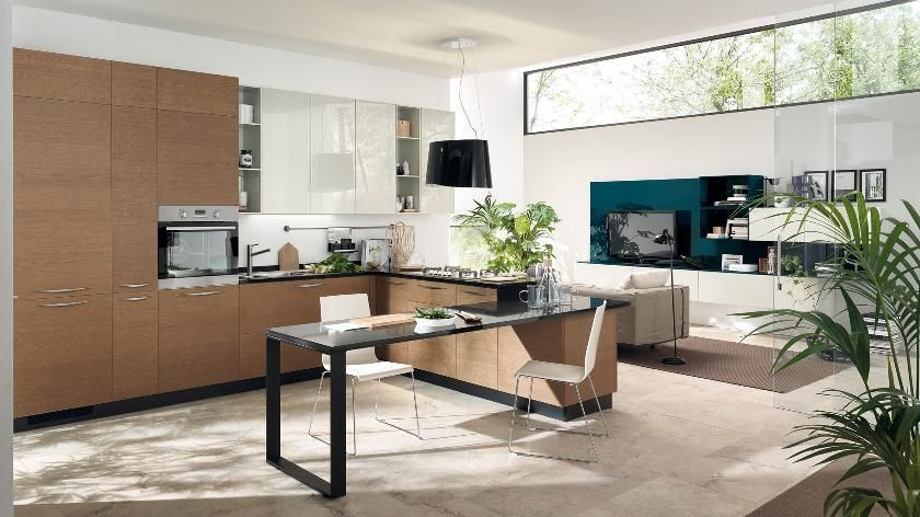 Modern Kitchens For Large And Small Spaces Ideas