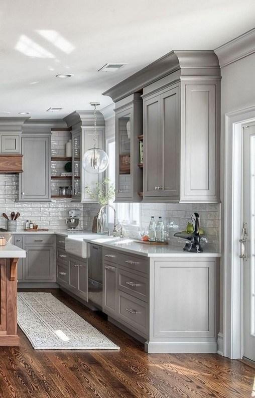 44 Inspiring Modern Luxury Kitchen Design Ideas   Realspict.com