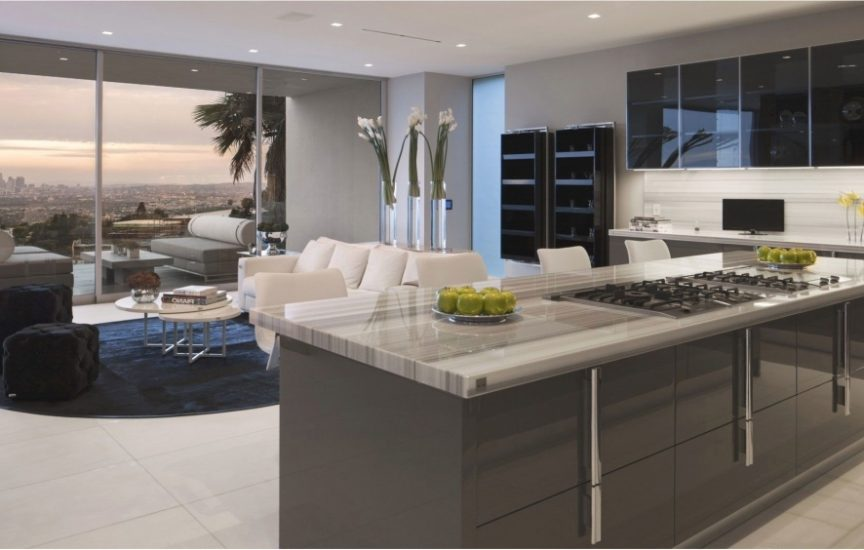 Modern Luxury Kitchen Design Glamorous Ideas - Home Decor