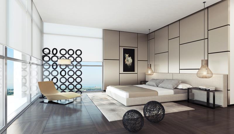 72+ Beautiful Modern Master Bedrooms Design Ideas 2016