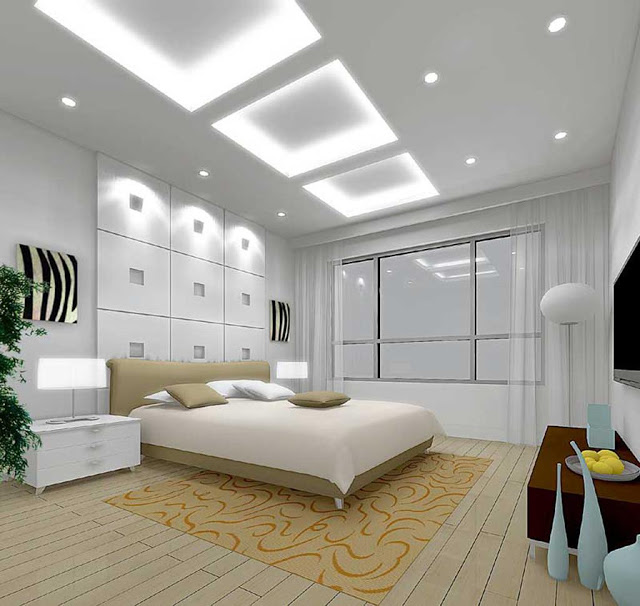 Modern Master Bedroom Decorating Ideas - Home Design Ideas
