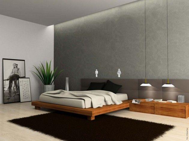 Modern Minimalist Bedroom Design Ideas 22