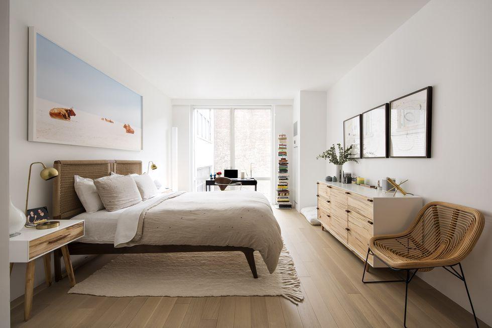 30+ Minimalist Bedroom Decor Ideas - Modern Designs for Minimalist