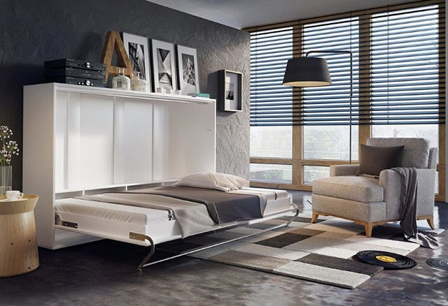 48 Minimalist Bedroom Ideas For Those Who Don't Like Clutter | The