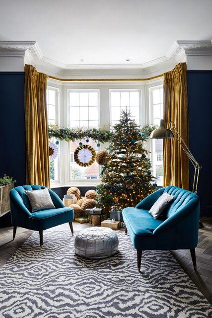 VM designblogg: Χριστούγεννα στο Λονδίνο   σπίτι και διακόσμηση