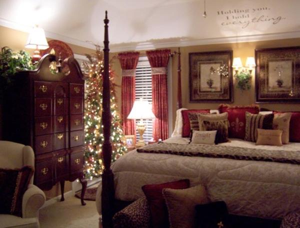 modern-christmas-master-bedroom-design-ideas   Home Design And Interior