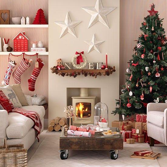 Modern Room For Christmas Design