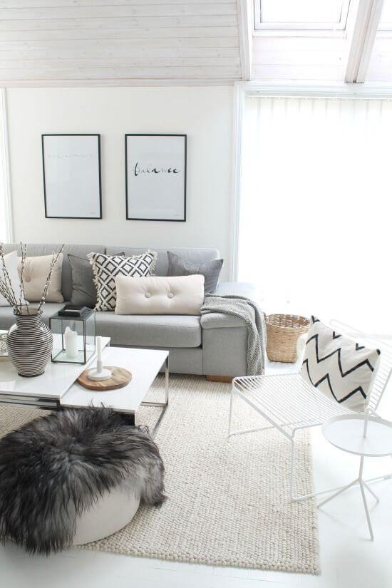 Modern Scandinavian Living Room Designs