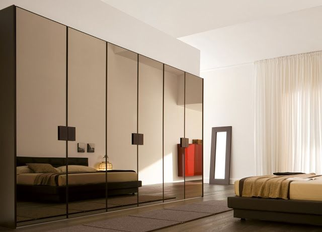 31+ Fascinating & Awesome Bedroom Wardrobe Designs 2019  [UPDATED