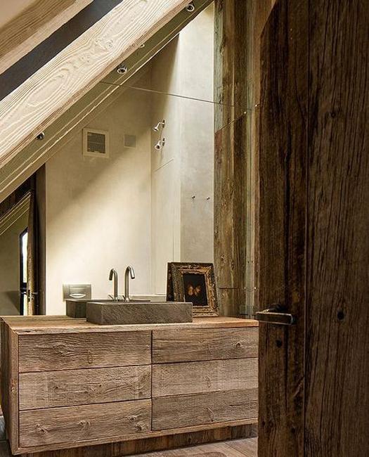 Modern Bathroom Trends, Wood in Bathroom Design and Decor