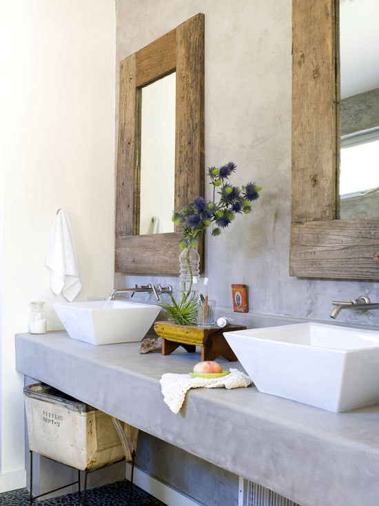 These Bathrooms Will Make You Fall in Love With Contemporary Style