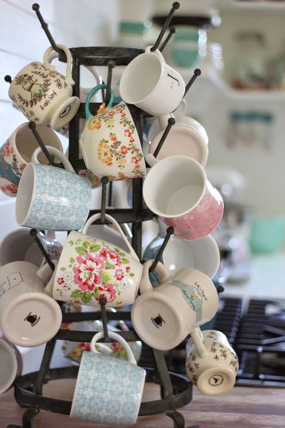 18 Creative Mug Storage Solutions That You Need To See Today