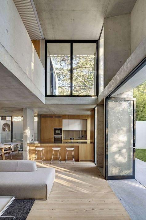 48 Inspiring Natural Home Light Architecture Design | Interior