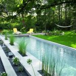 Natural Small Pool Design Ideas