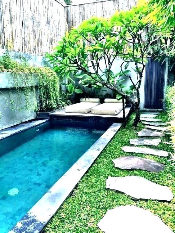 Natural Pool Designs For Small Backyards Natural Pool Design Small