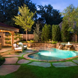 75 Most Popular Traditional Pool Design Ideas for 2019 - Stylish