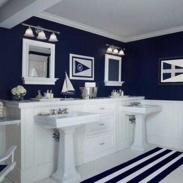 Nautical Bathroom Decor | Best Home Ideas