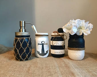 Nautical Bath Decoration