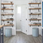 Nice Open Shelving Ideas