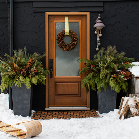 19 Outdoor Holiday Decorations