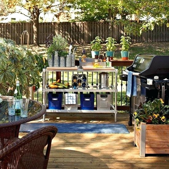 Outdoor Decorating Ideas For Decks Deck Decorating Ideas Plan