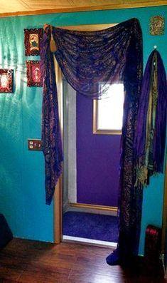 54 Best Bohemian curtains images | Bohemian house, Bohemian style
