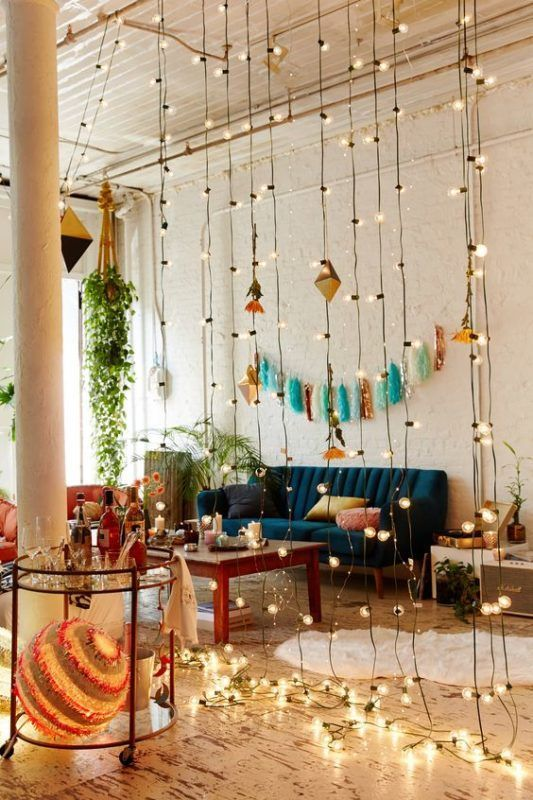 6 Bohemian living rooms that will make you dream (Daily Dream Decor