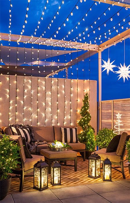 Let your light shine this Christmas season! Christmas string lights