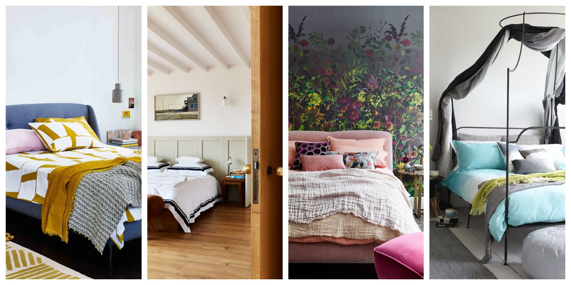 40 Beautiful Bedroom Decorating Ideas - Modern Bedroom Ideas