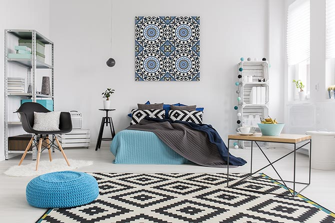 Pattern Interior Design For Room
